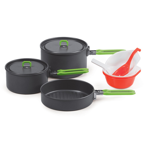 9 Piece Squad Cook Set