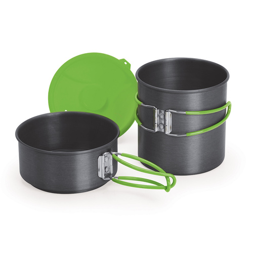 2 Piece Solo Cook Set
